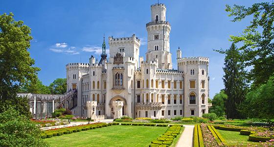hluboka_castle