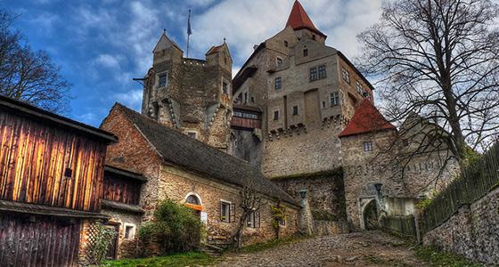 pernstejn_castle